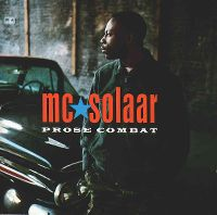 Cover MC Solaar - Prose combat