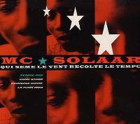 Cover MC Solaar - Qui sème le vent récolte le tempo
