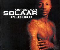 Cover MC Solaar - Solaar pleure
