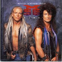 Cover McAuley Schenker Group - Time