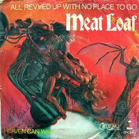 Cover Meat Loaf - All Revved Up With No Place To Go