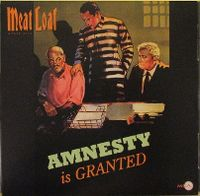 Cover Meat Loaf - Amnesty Is Granted