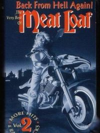 Cover Meat Loaf - Back From Hell Again! - The Very Best Of Meat Loaf Vol. 2