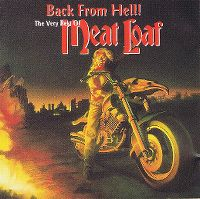 Cover Meat Loaf - Back From Hell! The Very Best Of
