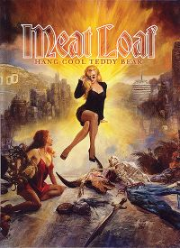 Cover Meat Loaf - Hang Cool Teddy Bear