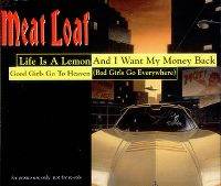 Cover Meat Loaf - Life Is A Lemon And I Want My Money Back