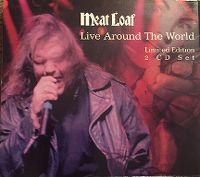 Cover Meat Loaf - Live Around The World