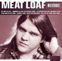 Cover Meat Loaf - Milestones