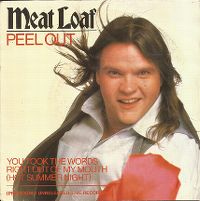 Cover Meat Loaf - Peel Out