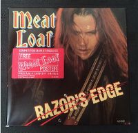 Cover Meat Loaf - Razor's Edge