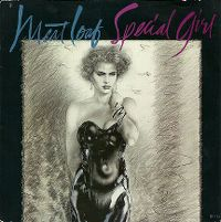Cover Meat Loaf - Special Girl