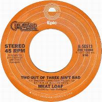 Cover Meat Loaf - Two Out Of Three Ain't Bad