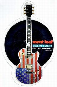 Cover Meat Loaf with John Parr - Rock 'N' Roll Mercenaries