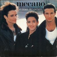 Cover Mecano - El blues del esclavo