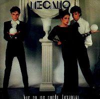 Cover Mecano - Hoy no me puedo levantar