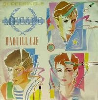 Cover Mecano - Maquillaje