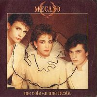 Cover Mecano - Me colé en una fiesta