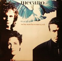 Cover Mecano - No hay marcha en Nueva York
