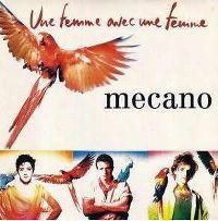 Cover Mecano - Une femme avec une femme