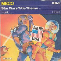 Cover Meco - Star Wars Title Theme