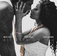 Cover Meek Mill / Nicki Minaj / Chris Brown - All Eyes On You