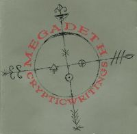 Cover Megadeth - Cryptic Writings