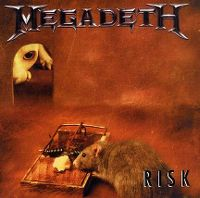 Cover Megadeth - Risk