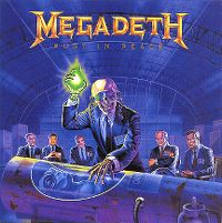 Cover Megadeth - Rust In Peace