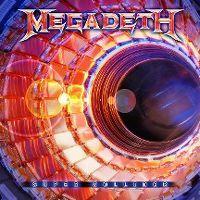 Cover Megadeth - Super Collider