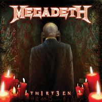 Cover Megadeth - Th1rt3en
