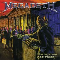 Cover Megadeth - The System Has Failed