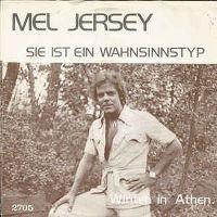 Cover Mel Jersey - Sie ist ein Wahnsinnstyp