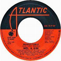 Cover Mel & Kim - Respectable