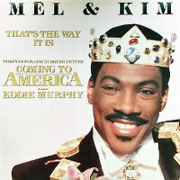 Cover Mel & Kim - That's The Way It Is