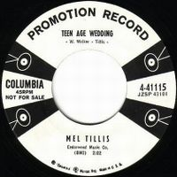 Cover Mel Tillis - Teen Age Wedding