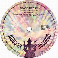 Cover Melanie - Brand New Key