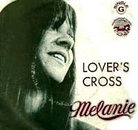Cover Melanie - Lover's Cross