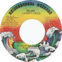 Cover Melanie - Lover's Cross