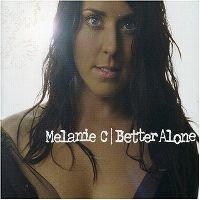 Cover Melanie C - Better Alone