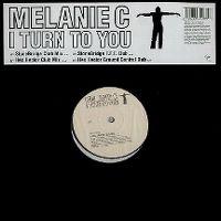 Cover Melanie C - I Turn To You