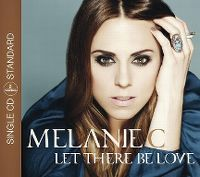 Cover Melanie C - Let There Be Love