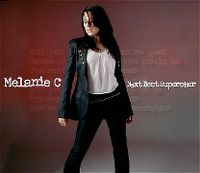 Cover Melanie C - Next Best Superstar