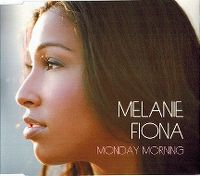 Cover Melanie Fiona - Monday Morning