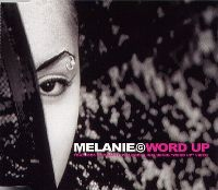 Cover Melanie G - Word Up