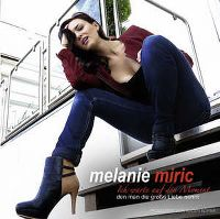 Cover Melanie Miric - Ich warte auf den Moment, den man die große Liebe nennt