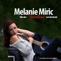 Cover Melanie Miric - Wie viel Fantasie hat die Nacht
