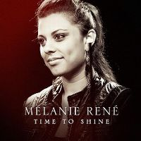 Cover Mélanie René - Time To Shine