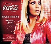 Cover Melanie Thornton - Wonderful Dream (Holidays Are Coming)