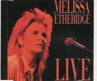 Cover Melissa Etheridge - Like The Way I Do (Live)
