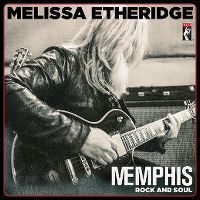 Cover Melissa Etheridge - M.E.mphis Rock And Soul